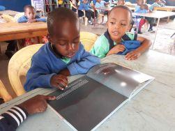 Mbuyu y el Baobab Africano Blue Sky School